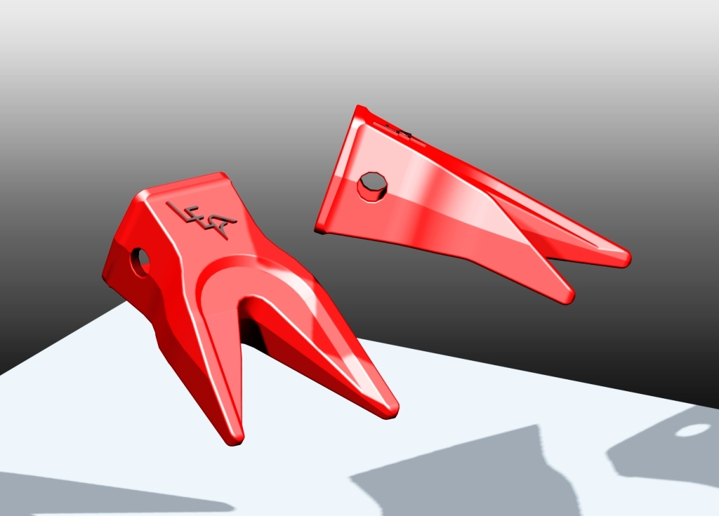 The Multi-Ripper® Tooth Only - LE Attachments